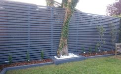 MDK Garden Services Fencing and Bark Border